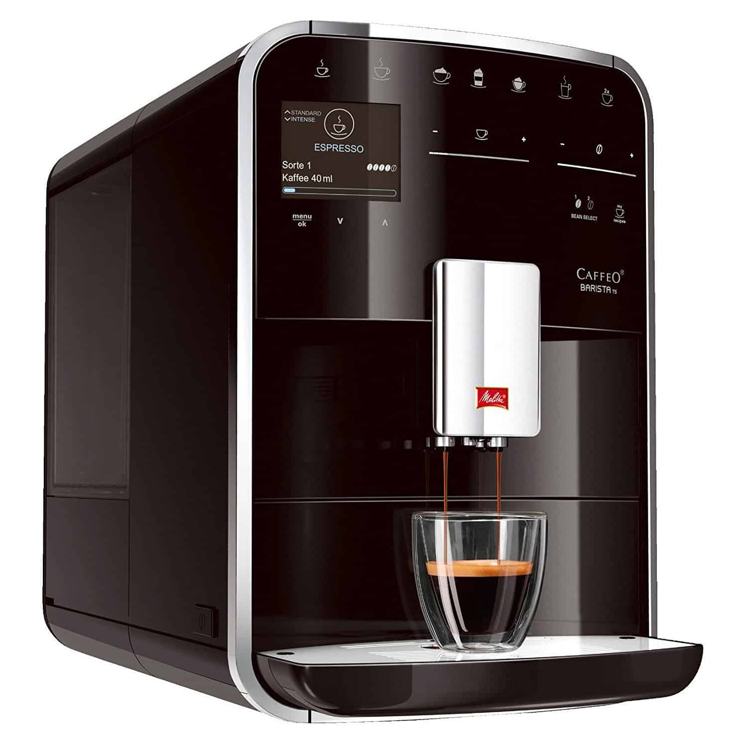 melitta barista ts coffee machine 2. Black Bedroom Furniture Sets. Home Design Ideas