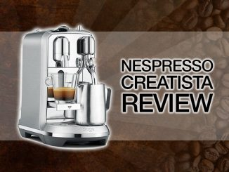 nespresso creatista review