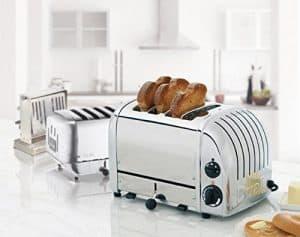 Dualit 4-Slot Vario Toaster 40352