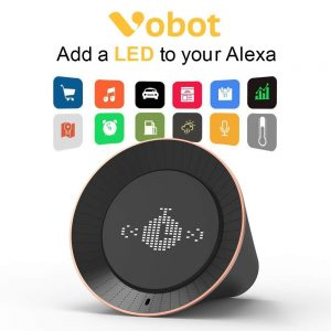 Vobot Smart Alarm LED Clock