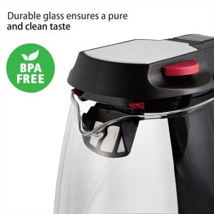Aicok Glass Electric Kettle